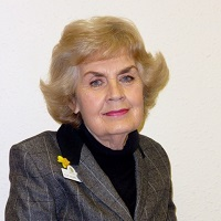 Cllr Valerie Thorpe