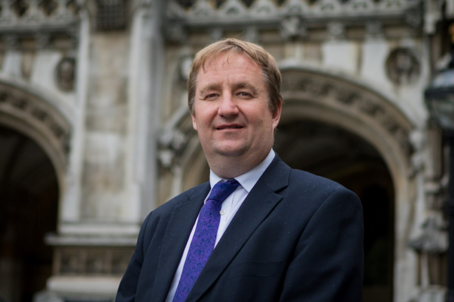 Nigel Mills - MP for Amber Valley